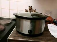 Free slow cooker
