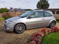 Renaultsport Megane Trophy 225 Limited Edition with very low mileage and service history. Pos P/X