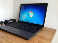 HP 530 laptop - Windows 7, wifi, office