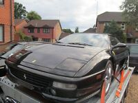 Car transport delivery/recovery service Based Surrey/Hants all areas covered 4x4's, Classic cars...