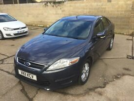 2011 Ford Mondeo Edge+ 1.8TDCi 6 Speed
