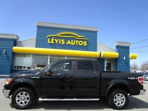 2010 Ford F-150 LARIAT SUPERCREW 4X4 5.4 LITRES EXTRA PROPRE 147