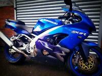 KAWASAKI ZX9R IMMACULATE CONDITION..