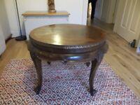 Antique Baroque Coffee Table