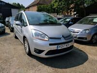 C4 GRAND PICASSO - 7 SEAT - 1 OWNER - FSH - HPI CLEAR