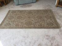 Wilton style rug