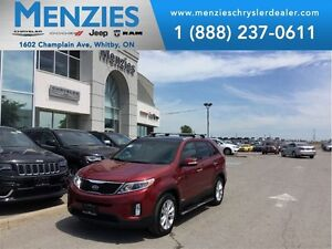 2015 Kia Sorento EX, AWD, Bluetooth, Sunroof, Leather