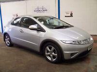 Honda Civic 1.8 I-Vtec SE 5dr Hatchback