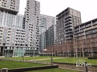 Great Location & Condition 2 Bedroom 1st Floor Flat In Canary Wharf, E14, 2 Min Walk To DLR Station