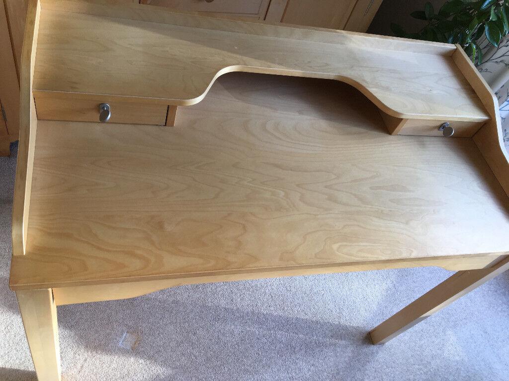 Ikea gustav desk in billingshurst west sussex gumtree