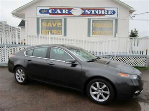 2013 Acura TL TL!! SUNROOF!! 3.6L V6!! HTD LEATHER!! MEMORY SEAT
