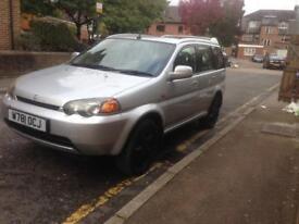 Honda HRV 1.6 petrol tow bar motd good condition £600