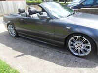 2006 BMW 318i M SPORT CONVERTIBLE