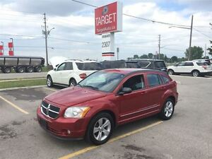 2010 Dodge Caliber 4 Cylinder Great on gas !!!!!