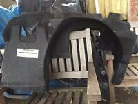 Toyota Mr2 mk2 front boot plastics for space saver