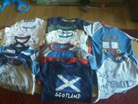 Boys clothes 12 18 months. 1 1.5 years 60 items