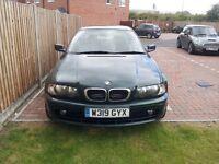 **BMW 318ci E46 coupe***