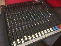 Soundcraft Spirit Folio SX 20 Mixer