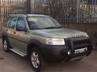 LAND ROVER FREE LANDER 2.0 TD4 DIESEL AUTOMATIC *PART EXCHANGE TO CLEAR*NEED ATTENTION*BARGAIN *