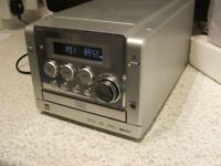 Dual combined DVD/Micro Hi-Fi System - VGC
