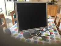 "Dell 19"" monitor in perfect working order £20"
