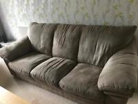 Sofa and 2 chairs - reduced