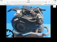Vespa px LML 125cc. Complete Running Engine
