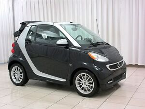2013 Smart fortwo PASSION SOFT TOP CONVERTIBLE 3DR HATCH 2PASS