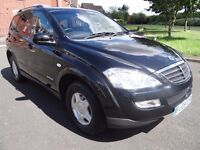 Ssangyong Kyron 2.0 TD S 5dr LOW MILES 4X4 TOW BAR DIESEL