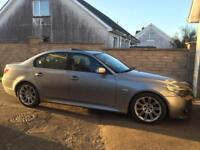 BMW 520d M SPORT MANUAL SUNROOF START STOP MODEL not audi lexus vw Mercedes Toyota