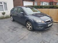 Ford Focus 1.6 Zetec 5dr£3,475 p/x welcome FREE WARRANTY. NEW MOT