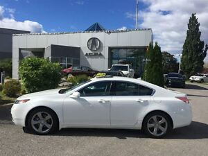 2012 Acura TL TECH NAVI 6 SPEED ACURA CERTIFIED FULL 7 YEARS 130