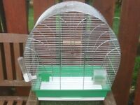 BIRD CAGE WITH SWING £12