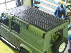 £250 Reward for information leading to recovery of stolen Landrover Roof rack. Only one in the UK