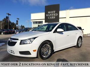 2013 Chevrolet Cruze LT TURBO | ECO | BLUETOOTH | CHROME WHEELS