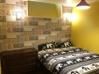 Cosy double room available in newly renovated flat