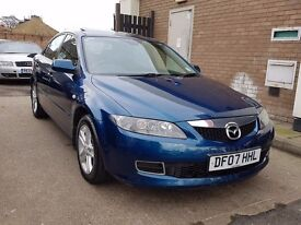 MAZDA6 2.0 TS2 5dr 6 MONTHS FREE WARRANTY
