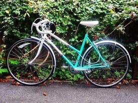 Raleigh Ladies 12 speed Racing Bicycle IMPULSE (Model RD-TY20) 1990