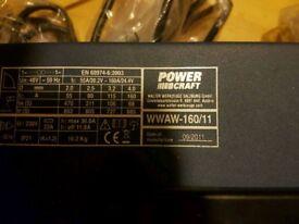 ARC Welder 160A 230V New never used