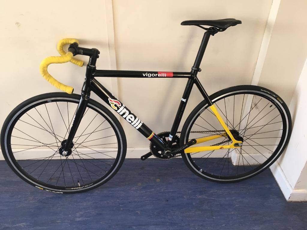 Cinelli Vigorelli Track Bike Like New   in Clifton, Bristol   Gumtree