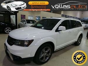 2016 Dodge Journey AWD**CROSSROAD**7PASS**NAVI**