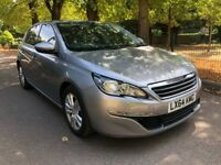 Peugeot 308 1.6 HDi Active 5dr - Genuine Mileage - 2 Owner - 2 Remote Key - FSH - 12m MOT - Stunning