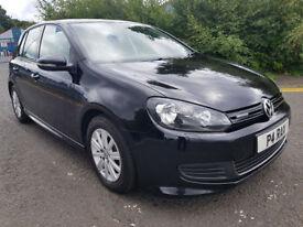 2012 (62) Volkswagen Golf 1.6 TDi Bluemotion Tech Diesel - Zero Road Tax