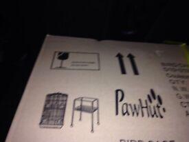 Paw hut birdcage 2