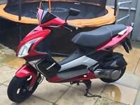 Qingqi sinnis eagle 125 cc