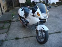 honda nt650v 2001 deauville full service start and drive