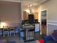 Moat Street, Slateford, Edinburgh. Furnished One Bedroom Flat. Great location.