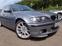 BMW 3 Series 3.0 330i Sport ++ MOT FEB 17++RECENTLY SERVICED+IDEAL FAMILY CAR++3 MONTH WARRANTY INC