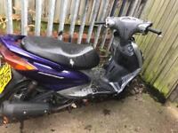 Yamaha Cygnus 125cc not happy bday pcx sh vision