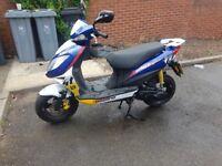 Beeline veloce gt 50cc
